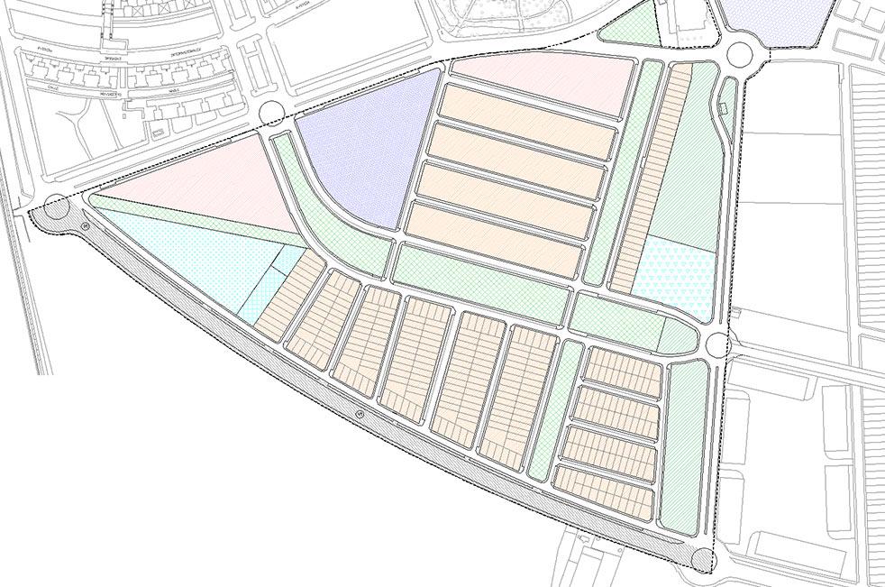 Suelos urbanizables Sectorizados. Utrera. Sevilla