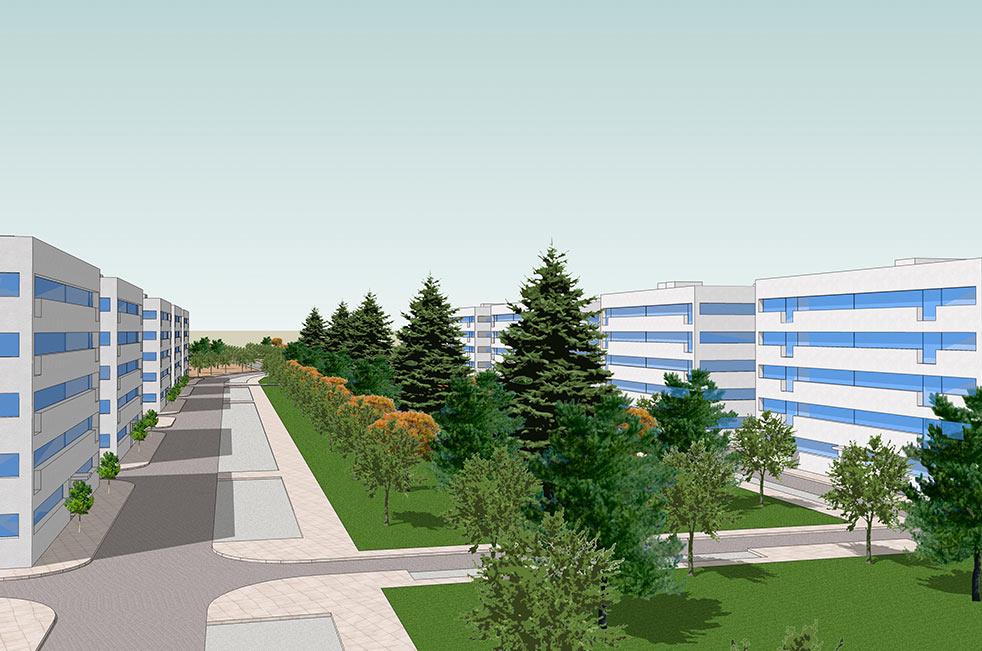 Forma ciudad estudio de arquitectura sevilla suelos - Estudios de arquitectura sevilla ...