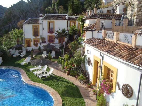 Hotel en Montejaque, Málaga